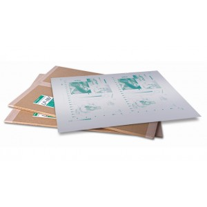 LPNV2 PLATES 459 X 525 ST 0.15 PACK OF 50