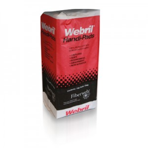 "WEBRIL HANDI-PADS (4"" X 4"") PACK OF 100"
